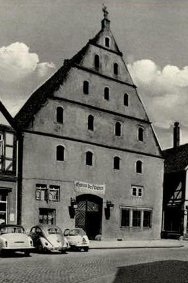 Kornhus historisch_900px